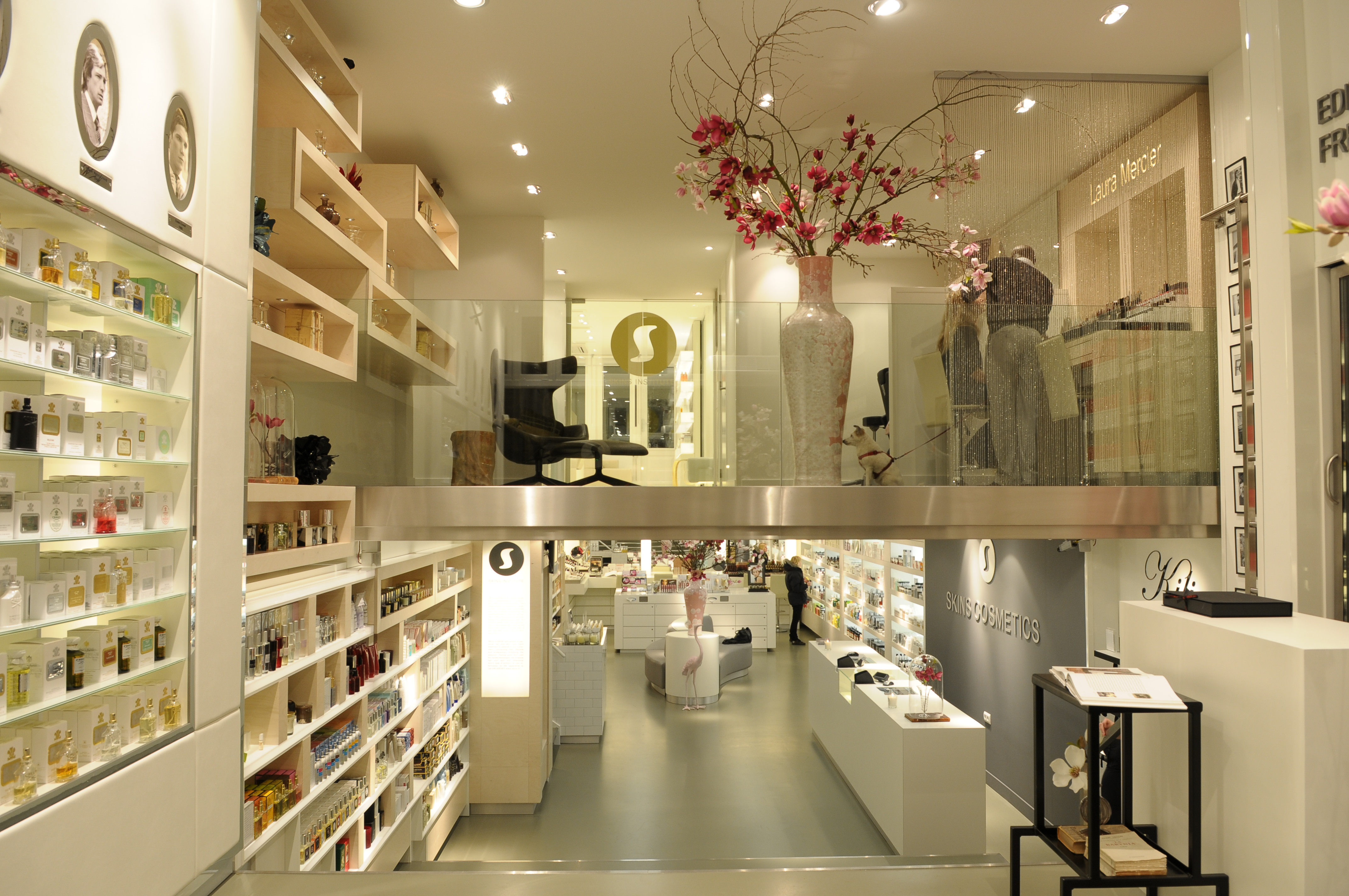 Favorite beauty store in Amsterdam Skins! – Pitch Black Journal