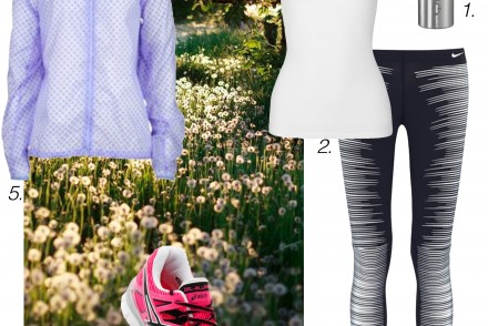 Style running + Jacket